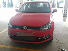 Volkswagen Polo 1.5 TDI Highline 2015 for sale at low price