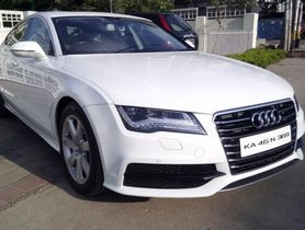2012 Audi A7 for sale at low price