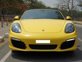 Good as new 2014 Porsche Boxster for sale