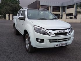 Good as new 2017 Isuzu D-Max for sale