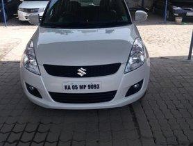 Used 2014 Maruti Suzuki Swift car at low price