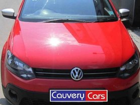 Used Volkswagen CrossPolo 1.2 TDI 2014 for sale