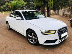 2012 Audi A4 for sale at low price