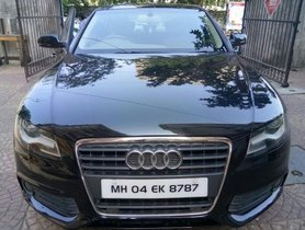 Used 2010 Audi A4 car at low price
