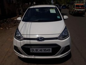 Used 2015 Hyundai Xcent car at low price in Noida