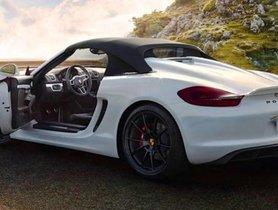 Good as new 2016 Porsche Boxster for sale