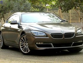 Used BMW 6 Series 640d Gran Coupe 2014 for sale