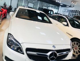 Used 2015 Mercedes Benz CLS for sale