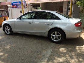 Good as new Audi A4 35 TDI Premium Plus 2014 in Chennai
