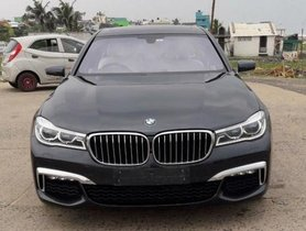 Used BMW 7 Series 730Ld M Sport 2016 for sale