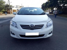 Good Toyota Corolla Altis 2010 in Bangalore