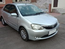Used 2012 Toyota Platinum Etios for sale