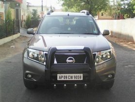 Used Nissan Terrano XL D Option 2013 by owner