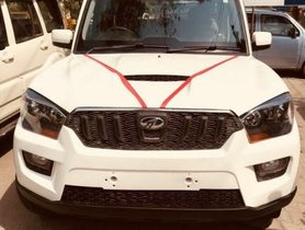 Used 2018 Mahindra Scorpio for sale