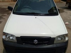 Used Maruti Suzuki Alto car for sale at low price