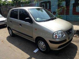 Used 2009 Hyundai Santro Xing car at low price
