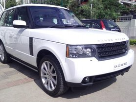 Used 2011 Land Rover Range Rover car at low price