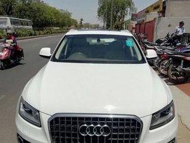 Used 2014 Audi Q5 car at low price