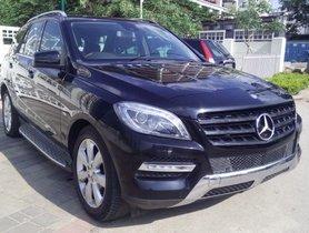 Mercedes Benz M Class 2012 for sale