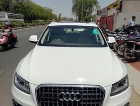 2014 Audi Q5 for sale at low price in Jaipur