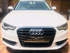 Good Audi A6 2.0 TDI  Design Edition 2013 by owner