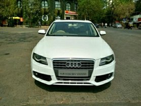 Audi A4 2010 in good condition for sale