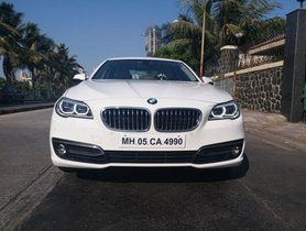 Used 2014 BMW 5 Series for sale in Mumbai