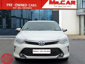 Used 2016 Toyota Camry for sale in New Delhi