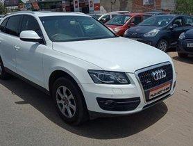 Used Audi Q5 2.0 TDI 2012 for sale in Jaipur