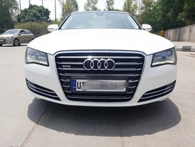 Used 2013 Audi A8 L for sale in New Delhi