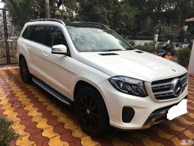 Used Mercedes Benz GLS car for sale at low price