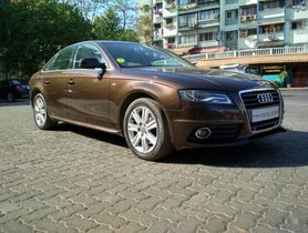 Used Audi A4 New  2.0 TDI Multitronic 2012 by owner