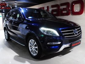 Used Mercedes Benz M Class ML 250 CDI 2014 for sale