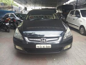 Used Honda Accord VTi-L (MT) 2007 for sale in best deal