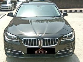 Good as new 2015 BMW 5 Series for sale