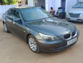 Used BMW 5 Series car at low price in Jaipur