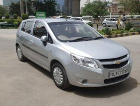 Used Chevrolet Sail Hatchback car for sale at low price