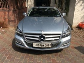 Well-maintained 2015 Mercedes Benz CLS for sale