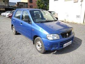 Well-kept Maruti Suzuki Alto 2006 for sale in Pune