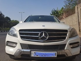Used Mercedes Benz M Class car for sale at low price