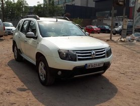 Good as new Renault Duster 2015 by owner