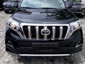 Good as new Toyota Land Cruiser Prado 2016 by owner