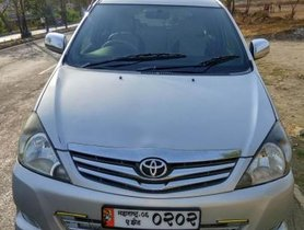 Used 2010 Toyota Innova for sale at low price