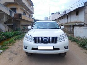 Well-kept Toyota Land Cruiser Prado 2009 for sale