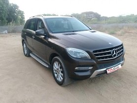 Used Mercedes Benz M Class ML 250 CDI 2013 by owner