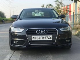 Used Audi A4 2.0 TDI 2012 in Mumbai