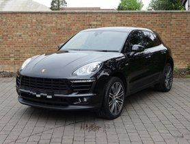 Well-kept 2016 Porsche Macan for sale