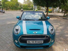 Used 2016 Mini Cooper Convertible for sale