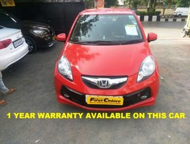Used Honda Brio car for sale at low price