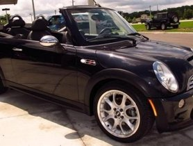 Mini Cooper Convertible 1.6 2013 by owner